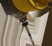 CNC Propeller Milling