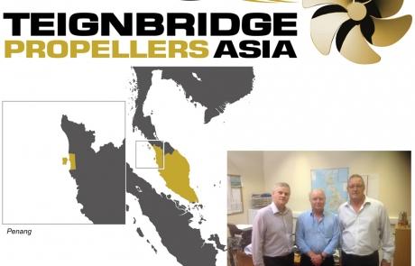 Teignbridge Celebra la Apertura de su Nueva Delegación Asia-Pacífico en Penang